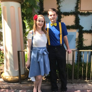 Beauty and the Beast Dapper Day Bound
